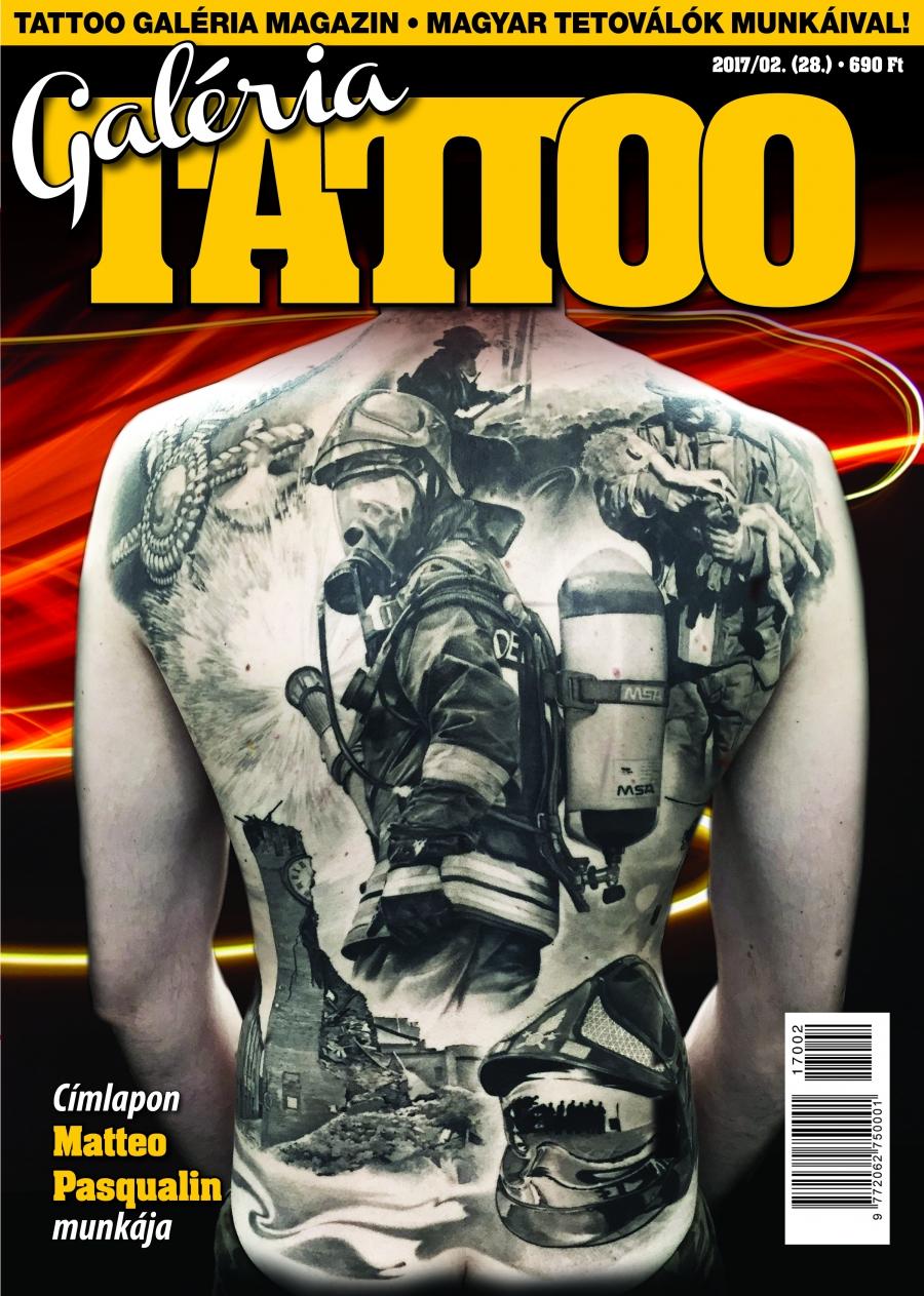 Tattoo Galéria 2017/2 (28.)
