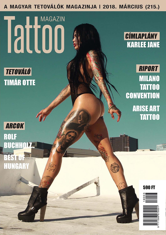 Tattoo 2018 Március (215.)