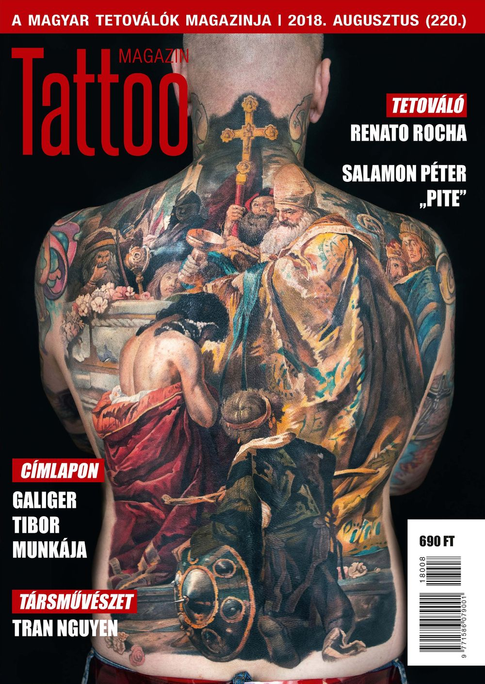 Tattoo Magazin Nr 220