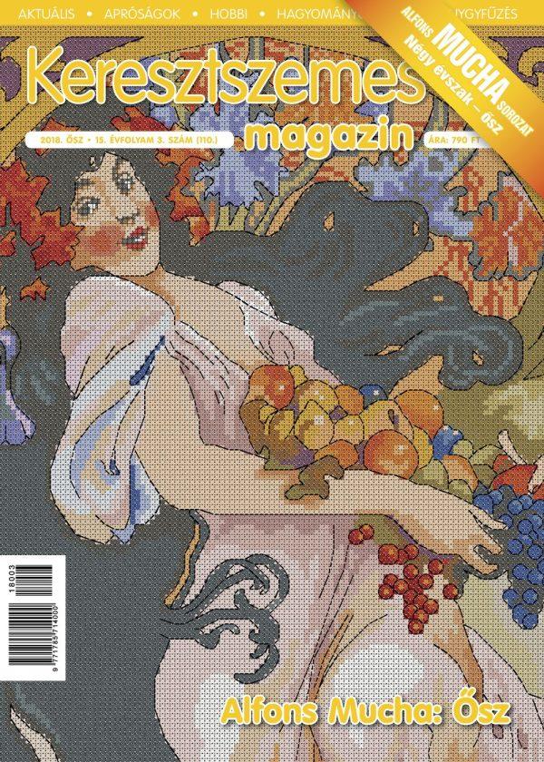 Keresztszemes Magazin 2018 Ősz