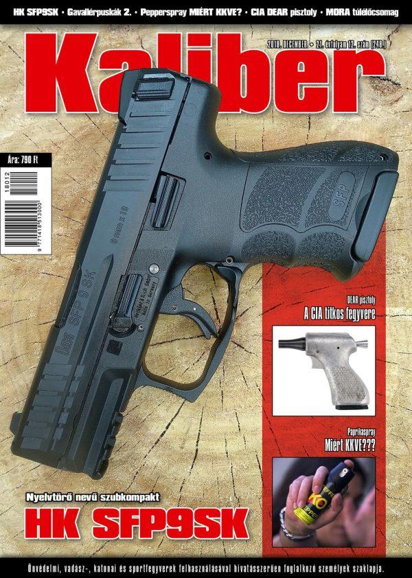 Kaliber Magazin 2018 December 248