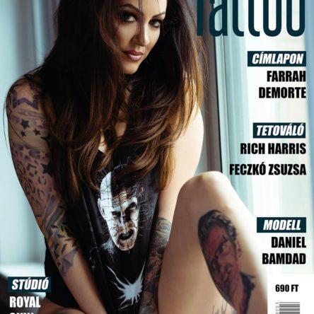 Tattoo Magazin 2019 Március (227.)