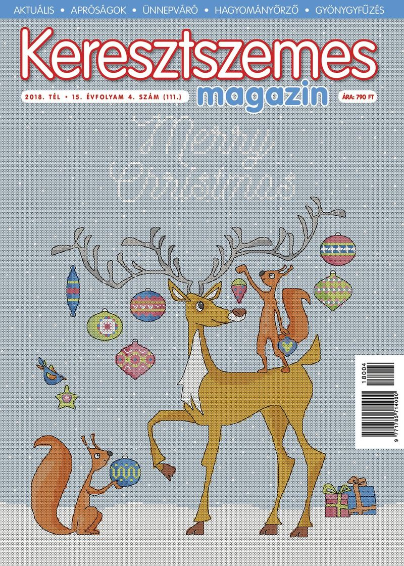 Keresztszemes Magazin 2018 tél (111.)