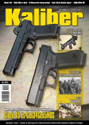 Kaliber Magazin 2019 március (251.)