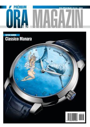 Prémium Óra Ékszer Magazin 2019 április/május (118.)