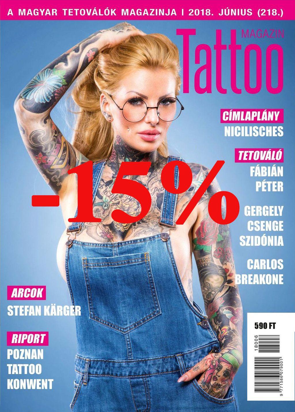 Tattoo Magazin előfizetés